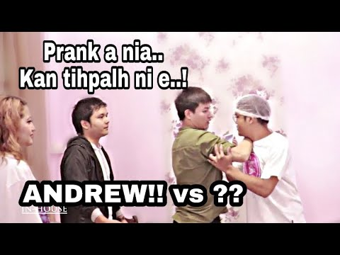 Andrew PRANK ! GONE WRONG!!! | INHOUSE |