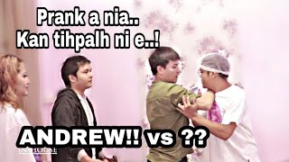 Andrew PRANK ! GONE WRONG! | INHOUSE |
