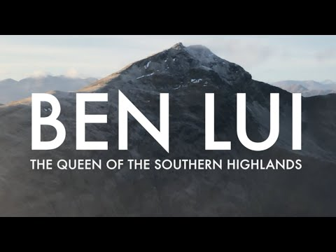 Ben Lui - Queen of the Southern Highlands