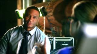 John Diggle & Felicity Smoak II Wanna Love you [2x14]