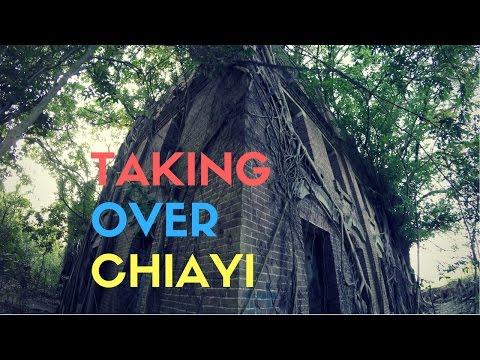 F-VLOG: One Day Trip to Chiayi.