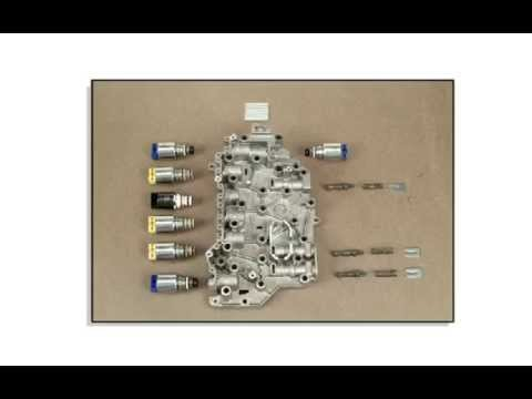 2009 Tribute Transmission Service Procedures 6F35 Transaxle Individual  Solenoid Replacement