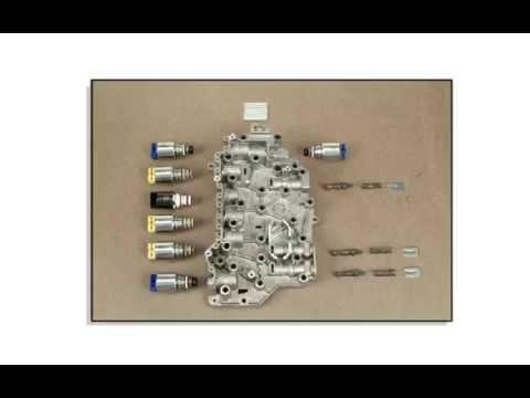 Tribute Transmission Service Procedures 6f35