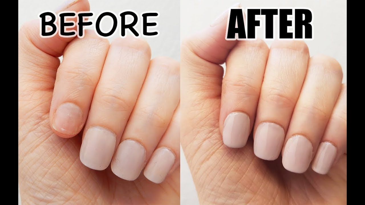 How To Reuse Fake Nails - YouTube