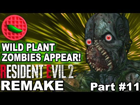 Download Resident Evil 2 Remake Wild Plant Zombies Appear Part 11