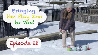 Episode 22: Snow Painting