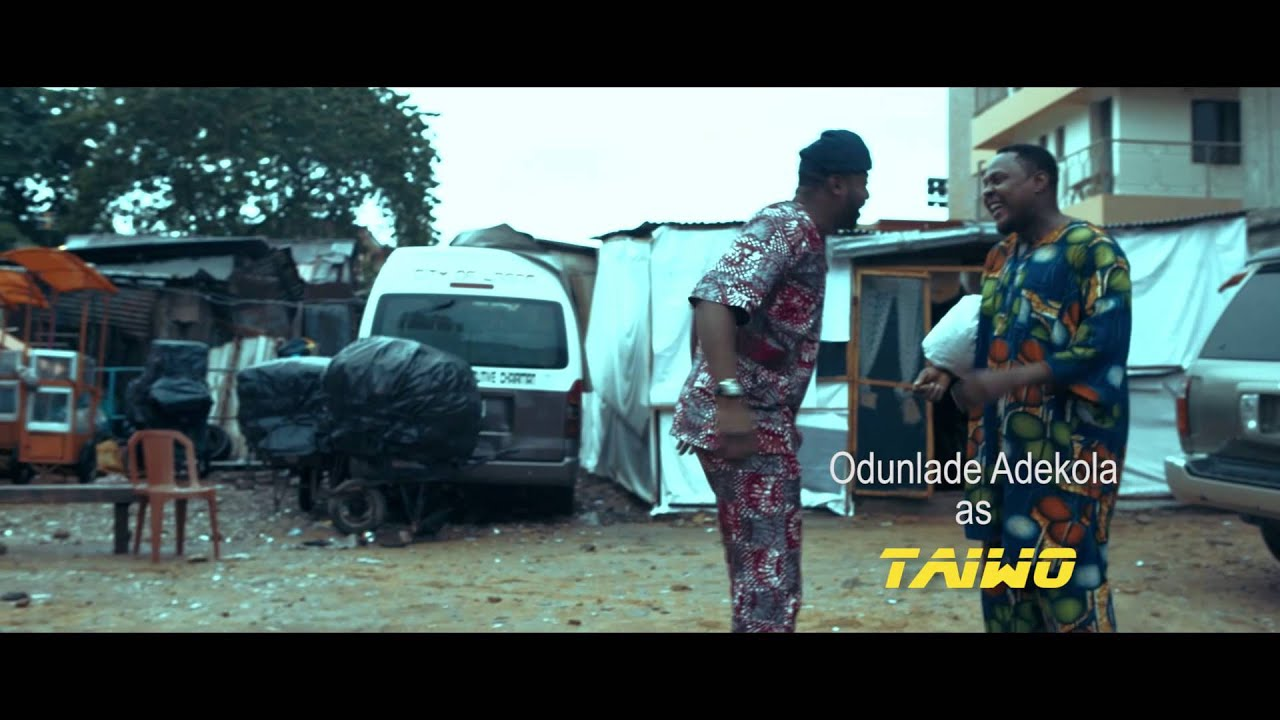 Download Odunlade Adekola and Femi Jacobs TAXI DRIVER (OKO ASHEWO) Teaser #4 | Filmone Distribution, Nigeria