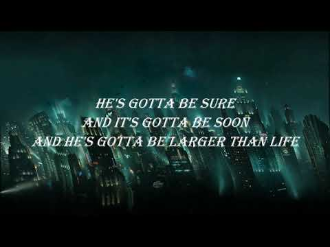 Nothing But Thieves - Holding Out For A Hero - Lyrics