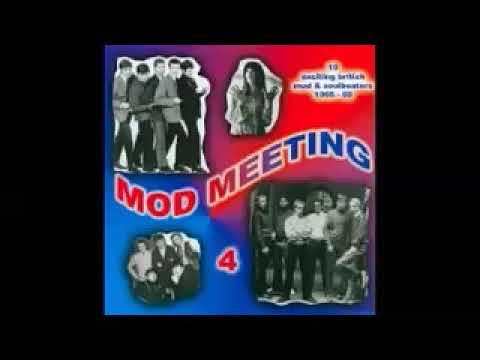 Various - Mod Meeting Vol. 4 : 60's Rare British Mod & Soulbeaters 1965-68 Rock Garage Music ALBUM
