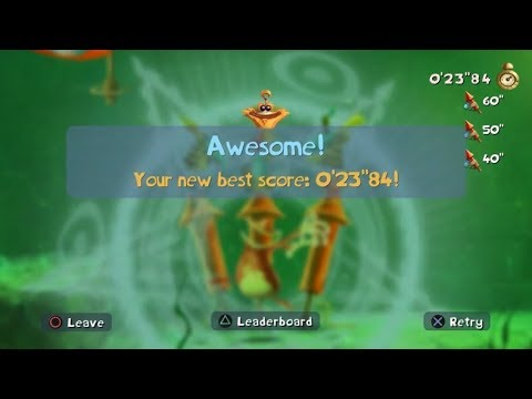 Rayman Legends - Improving The Average With A Side Of Land Speed