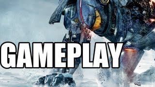 Pacific Rim: The Video Game - Gameplay