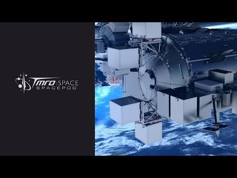 SpacePod: ESA and Airbus to expand Columbus ISS Module