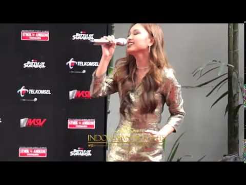 Live Performance Angela Nazar - Mengingatmu