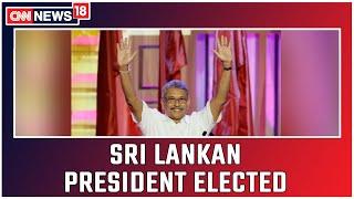 Ex- Defence Chief Gotabaya Rajapaksa Elected As Sri Lanka's New President   CNN News18