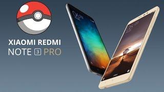 Unboxing Xiaomi Redmi Note 3 Pro y Xiaomi Mi Band 2 - Smartphone b/b/b para Pokemon Go