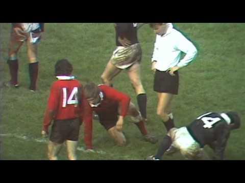 Classic Match: Wales v Scotland 1972 | WRU TV