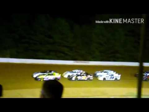 MMSA Main STOCK 4  8/6/16 Cherokee Speedway