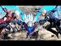 Dante Vs Vergil Fight Scene - Devil May Cry 5