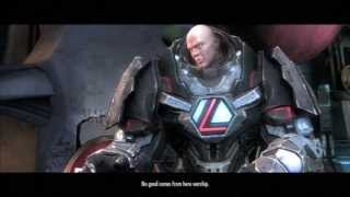 Injustice: Gods Among Us Chapter 9 Lex Luthor PS3 Video Game Story Walkthrough