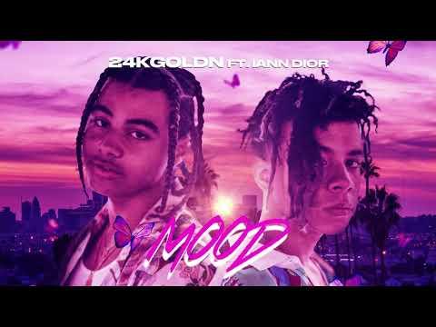 24kGoldn – Mood ft. Iann Dior [ 10 HOURS ]