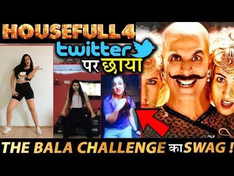 Housefull 4, Akshay Kumar The Bala Challenge Goes Viral, Housefull 4 Biggest Blockbuster Mp3