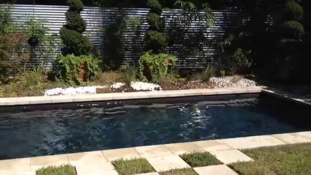 Modern Plunge Pool Design - YouTube