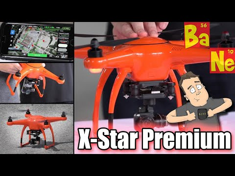 Autel Robotics X Star Premium Review - Phantom Killer?