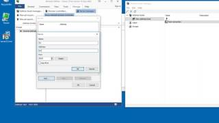 Remote Utilities 6.5 - Address Book Sync Setup