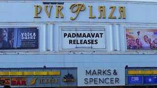 Padmaavat Release: A Day Outside Delhi Theatres