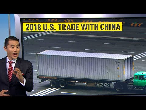 Growing US trade deficit with China prompts new tariffs