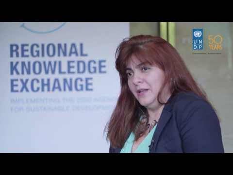 In Conversation : Maria Eugenia Boza, UNDP Regional Bureau for Latin America & the Caribbean