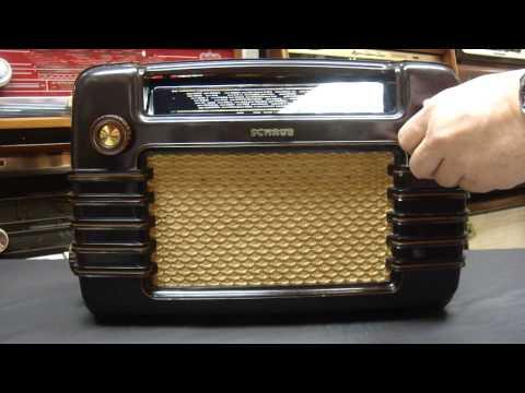 ITEM 417 羅蘭士真空電子管收音機  珍正古董收音機有限公司