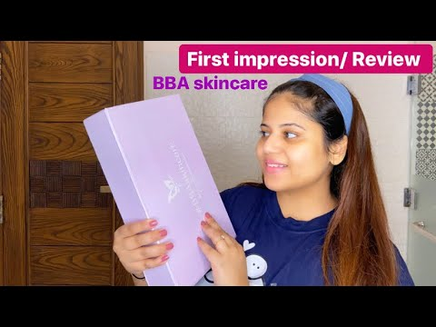First Impression / Review On Beautify By Amna Skincare Line. #beautifybyamna #skincare