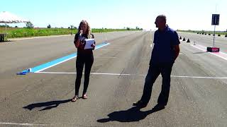 Драг Рейсинг 2 этап Луганский Аэропорт 11.08.2018