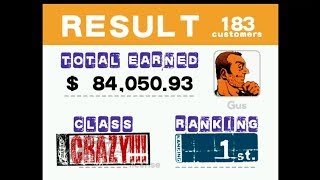 Crazy Taxi Arcade - Personal Record - 84,050.93$ | 183 Customers [PC-60fps]