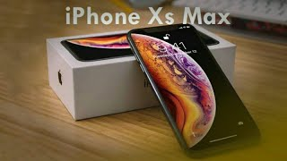 Apple iPhone XS Max Unboxing (Silver, 512 GB, 4 GB RAM) [HR ZONE]
