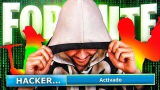 ¿Quieres ser HACKER en Fortnite? ACTIVA ESTO...