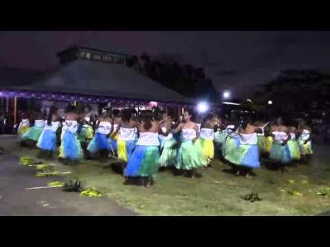 SOLOMON ISLANDS LAW STUDENT ASSOCIATION (SILSA) USP EMALUSIAN CULTURAL STICK DANCE 2015