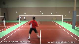 Advance Badminton Drills - Smash and Drive