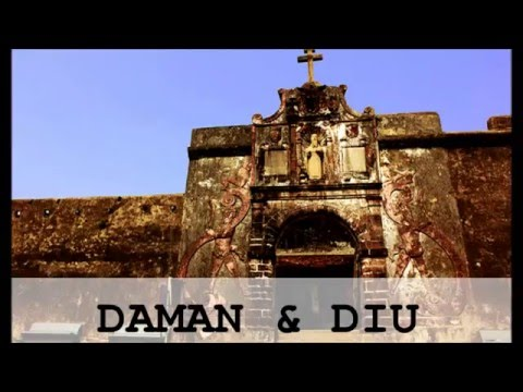 TOP 10 PLACES TO VISIT IN DAMAN & DIU