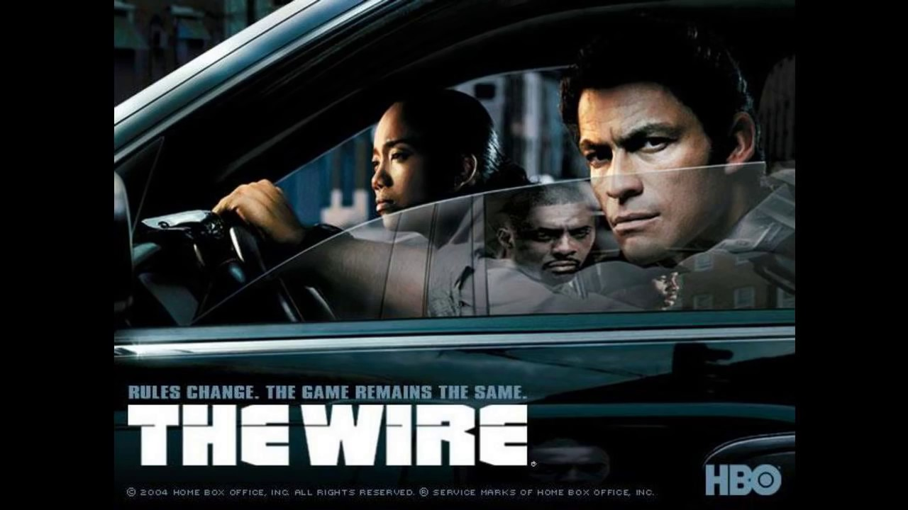 The Wire (HBO series) — Review - YouTube