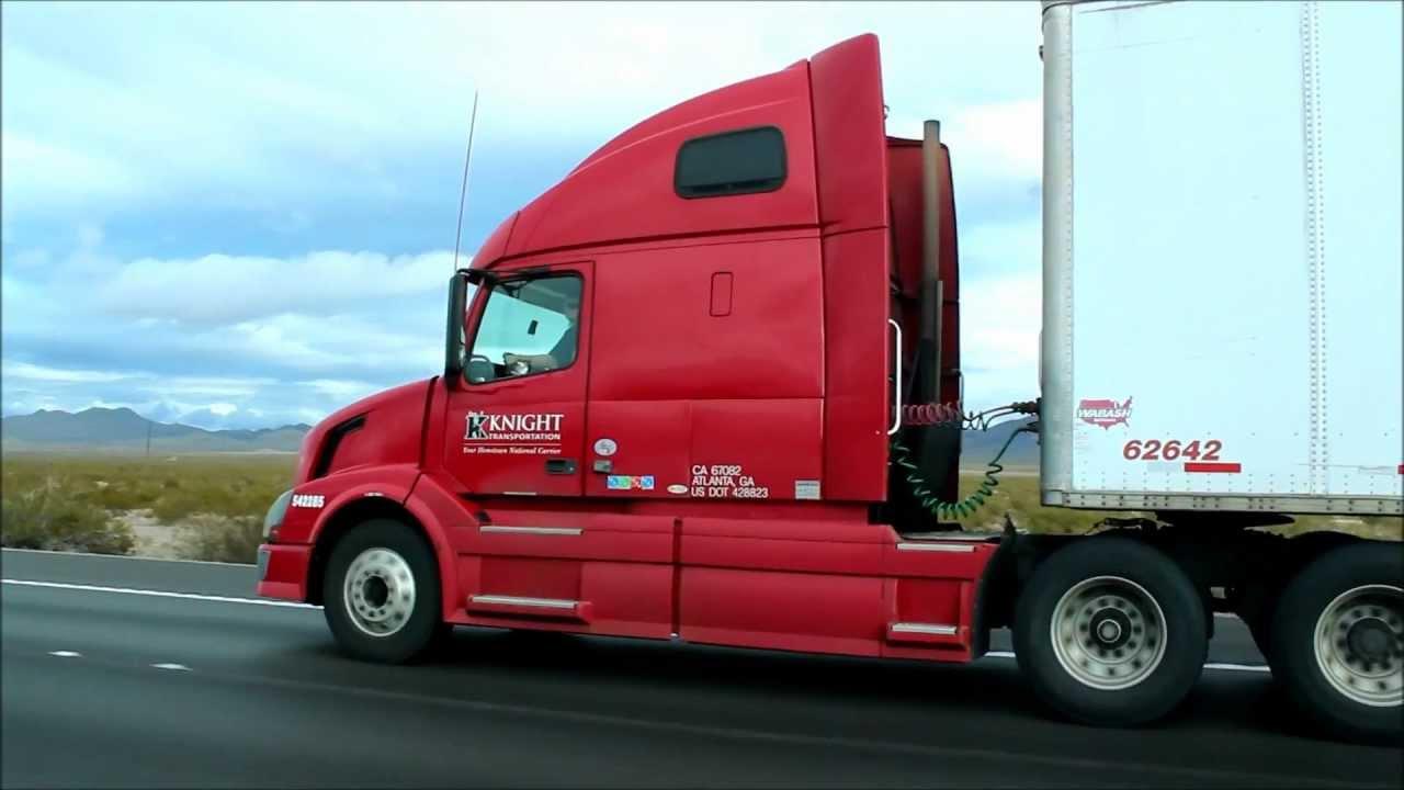 Knight Transportation Trucks