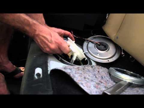 Fuel Pump Lock Ring Stuck