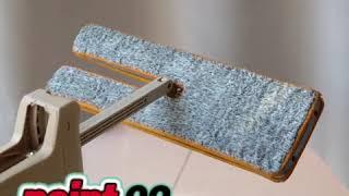 노터치 양면 슬라이드 밀대 청소걸레 양면밀대 무선물걸레…