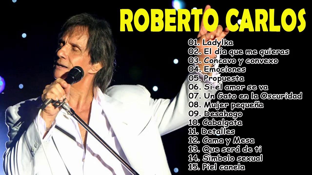 [Full Albüm] Roberto Carlos Sus Grandes Exitos 2020 || Las