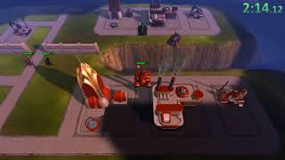 Commanders: Attack of the Genos U Turn Speedrun in 3m27s