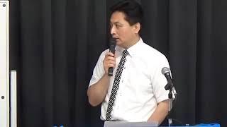 (2020年7月25日)王戴氏講演「中国民主化運動の現在と展望」