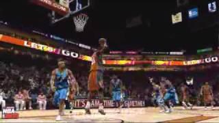 NBA 2K10 - Jason Richardson 360 DUNKS