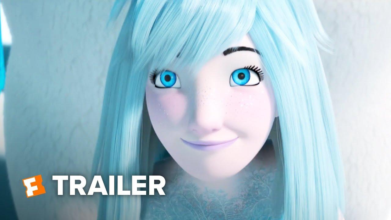 Ice Princess Lily Trailer #1 (2019)   Fandango Family