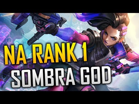 NORTH AMERICA RANK 1 SOMBRA PLAYER CODEYNIKU